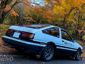 スプリンタートレノ AE86 GT-APEXのカスタム事例画像 イチDさんの2020年11月20日22:08の投稿