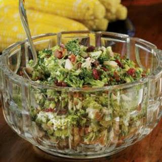 Broccoli-Bacon Salad.