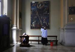 adoperarsi per preservare l'arte