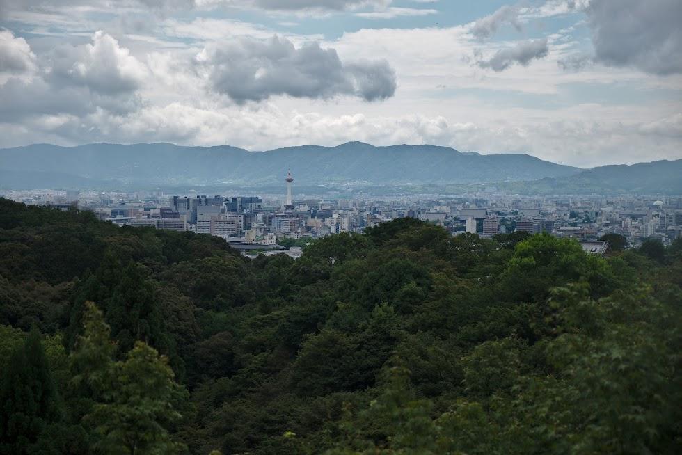Kioto widok ogólny