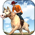 Horse Run - Wild Chase 3D icon