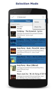 Phone Explorer - náhled