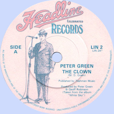 The Clown / Time For Me To Go
