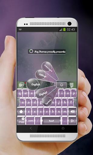 無料个人化Appのグレー GO Keyboard|記事Game