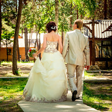 Wedding photographer Ivan Klimov (ivanphotolip). Photo of 17.07.2015