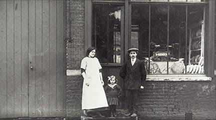 PAUL histoire 1908 創業者 パン