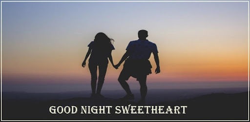 Awesome Good Night Sweetheart images to share with your friends.