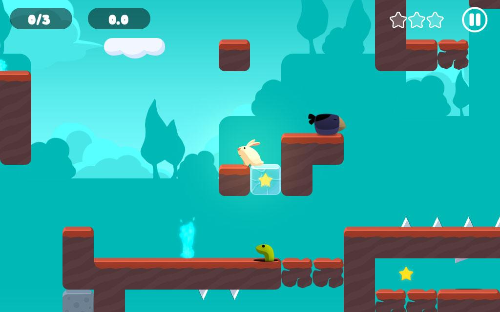 Greedy Rabbit- screenshot