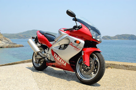 Yamaha YZF 1000 Thunderace-manual-taller-despiece-mecanica