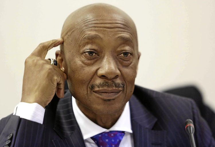 SARS commissioner Tom Moyane. File photo