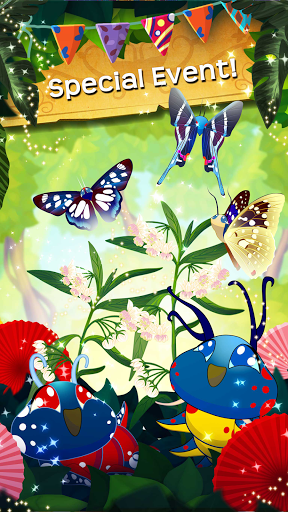 Flutter: Butterfly Sanctuary - Calming Nature Game android2mod screenshots 1