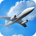 3D Infinite Airplane Flight icon