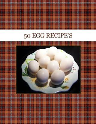 50  EGG  RECIPE'S