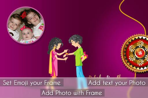 Rakhi Photo Frames - Raksha Bandhan 2017 1.0 screenshots 3