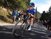 Jonathan Castroviejo (Team Sky) heeft zoals gevreesd sleutelbeen gebroken