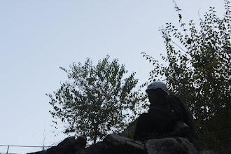 Photo: Кали гледа от високо