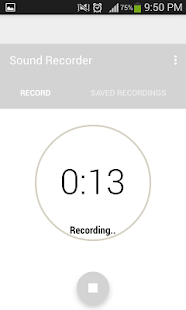 Smart Sound Recorder -Hight-quality voice recorder - náhled