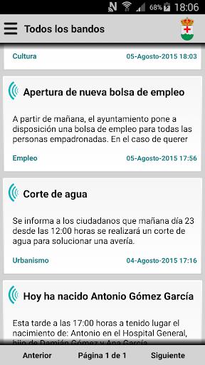 Puerto de Santa Cruz Informa