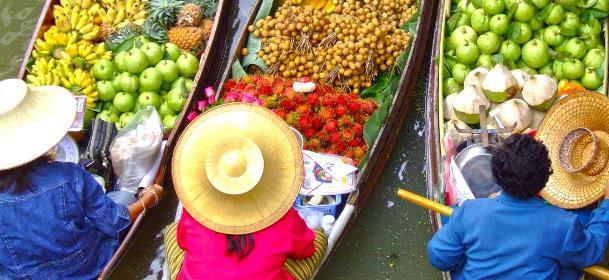 Região Central, Tailândia