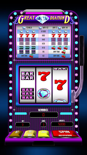 Great Diamond - Free Slots