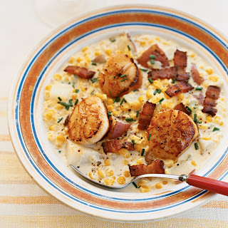 Sea Scallop Chowder Recipes