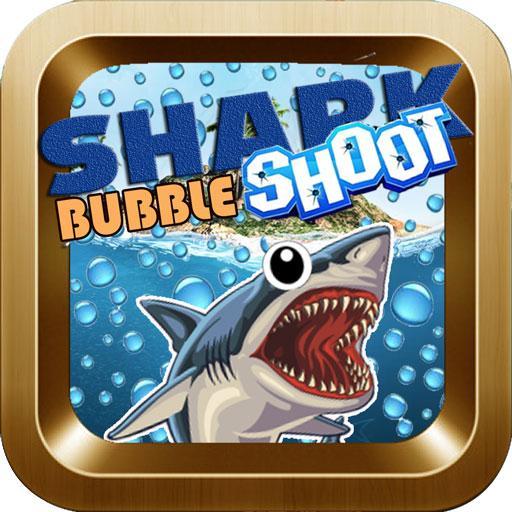 Shark Bubble Shooter 休閒 App LOGO-APP試玩