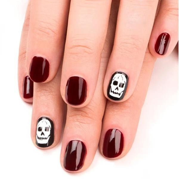 cute nail designs creem (25)
