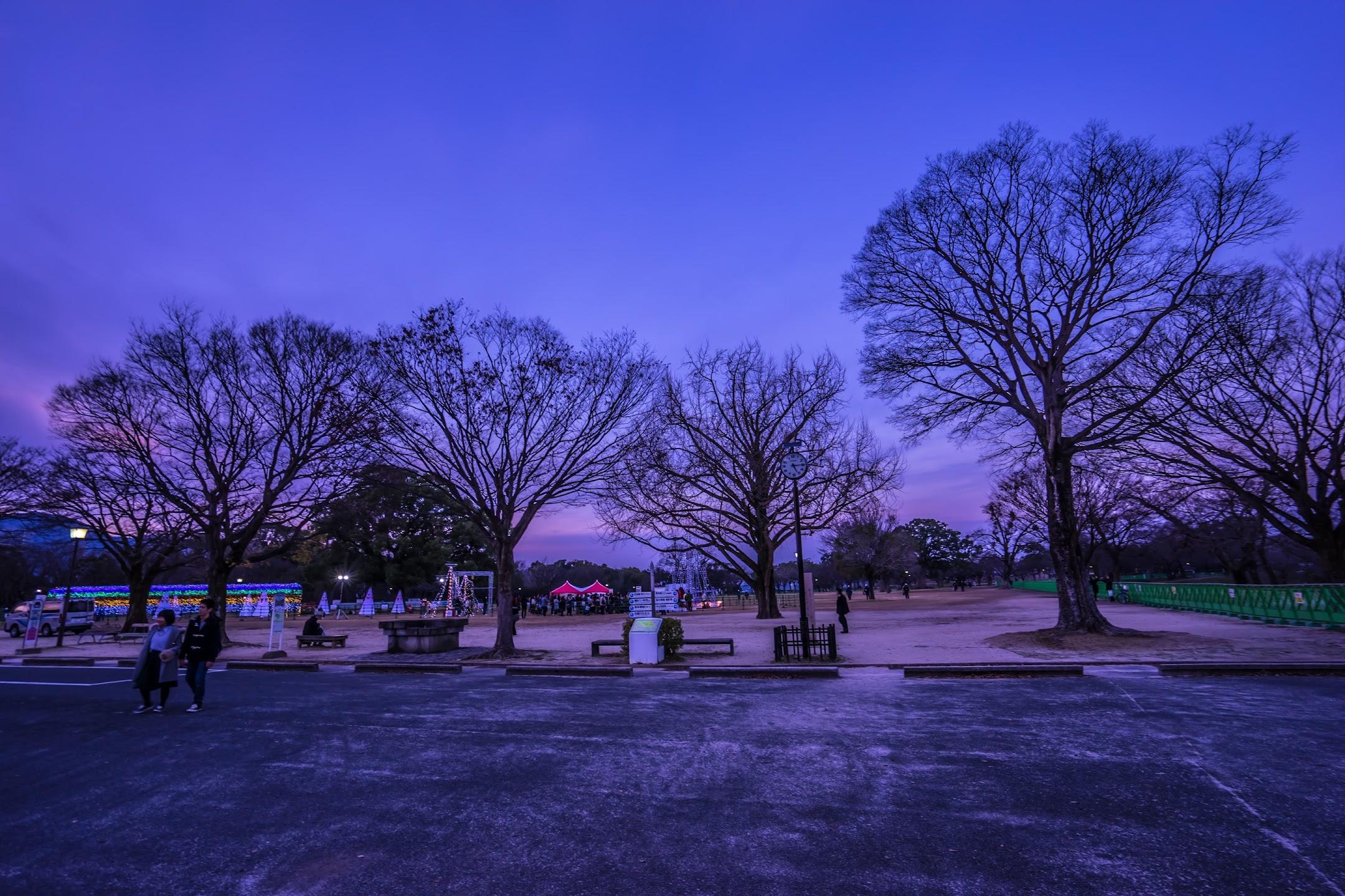 Kumamoto Castle Ninomaru Park1