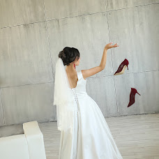 Wedding photographer Rada Bukharova (RadaBukharova529). Photo of 07.10.2018