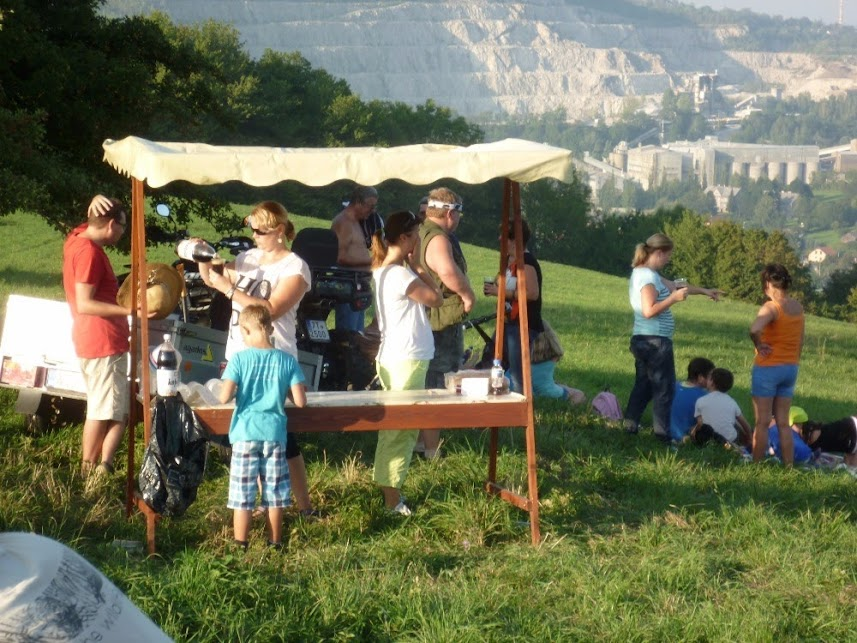 Rozloučení s prázdninami - výšlap na Fojťák (29.08.2015)