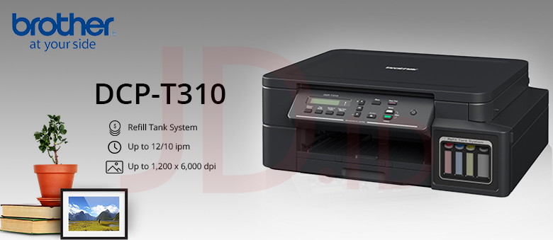 Printer Brother DCP-T310 Spec Harga Indonesia