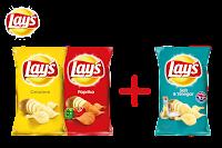 Angebot für Lay's Classic 3 für 2 im Supermarkt - Lay'S