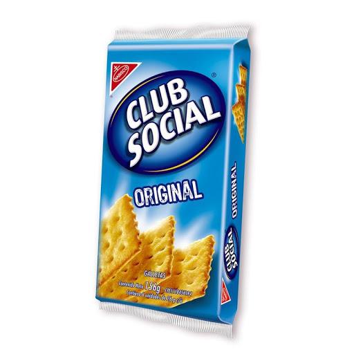 Galleta Club Social 6 Und