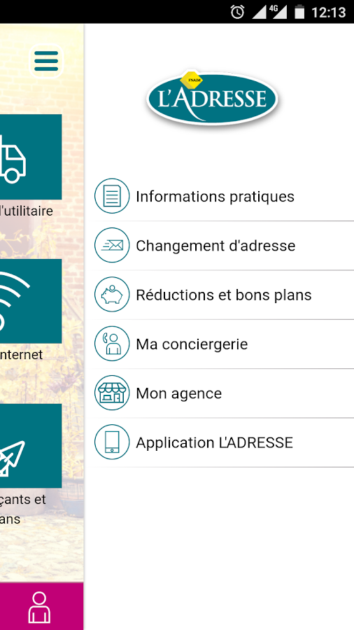 Conciergerie L'ADRESSE- screenshot