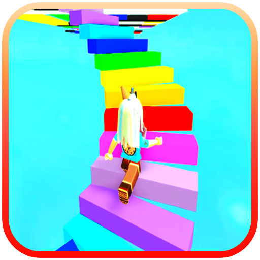 About Jumping Into Rainbows Random Game Play Obby Guide Google