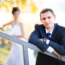 Wedding photographer Irina Kuzina (IrinaKuzina). Photo of 02.12.2015