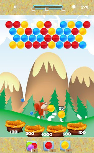 foxy Bubble Shooter