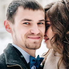 Wedding photographer Olga Pavlova (PavlovaOlga). Photo of 20.02.2017