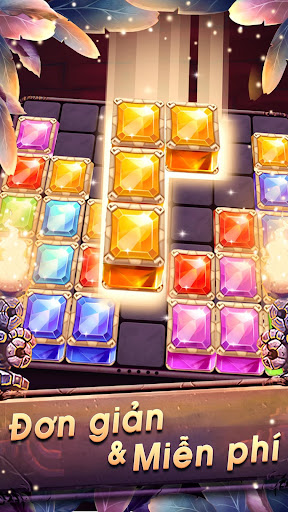 Block Puzzle Jewel - Classic Brick Game android2mod screenshots 5