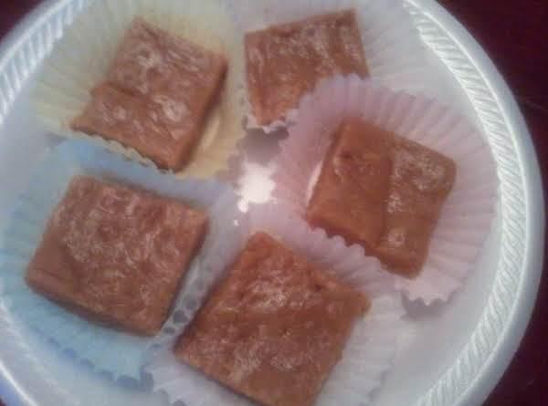 School Cafeteria Peanut Butter Squares