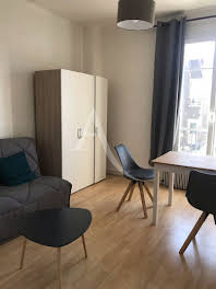 Studio meublé 25,43 m2
