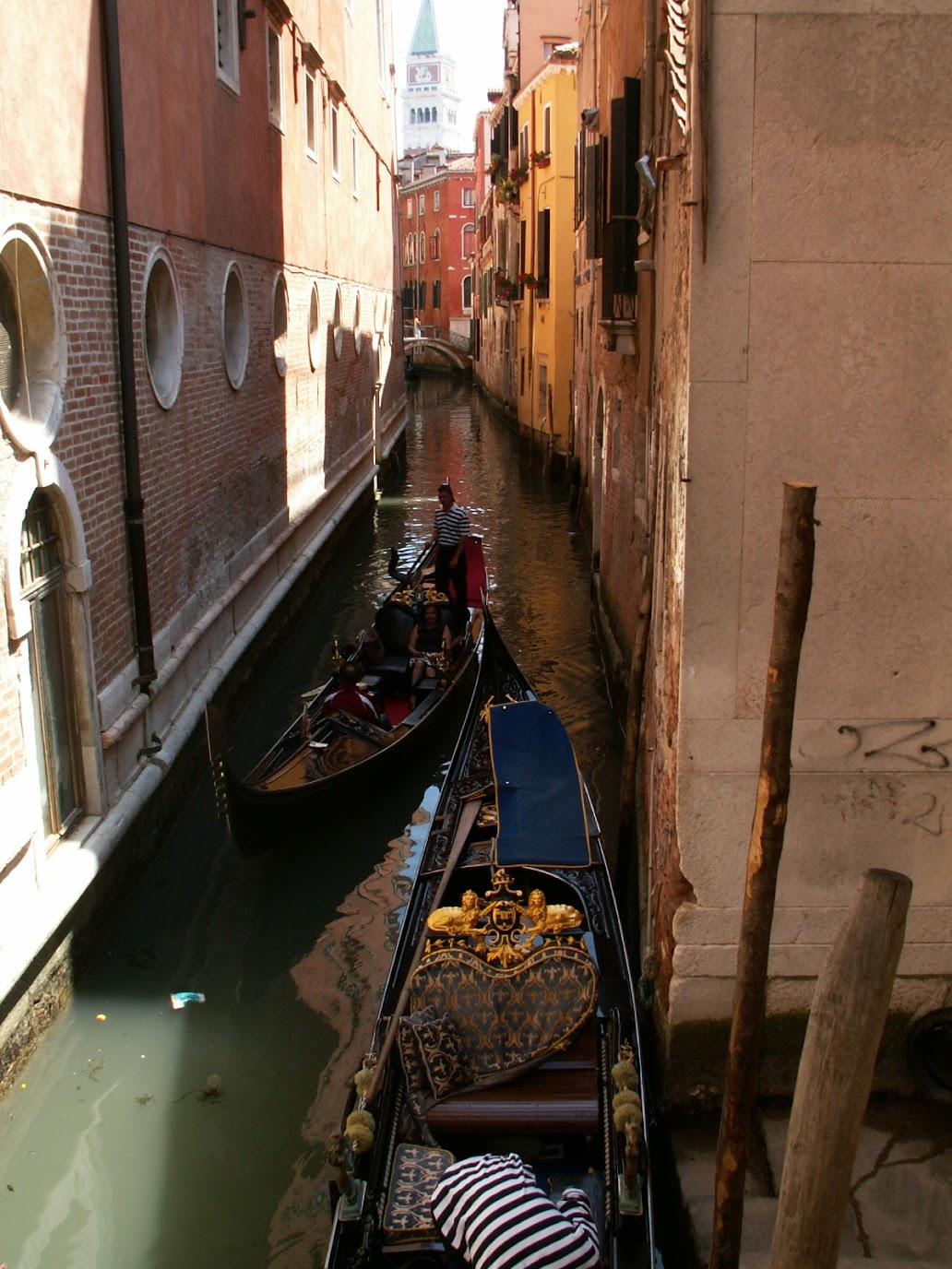 Italia Ziua 3: Padova – Veneţia