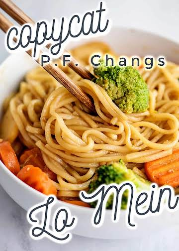 CopyCat P.F. Chang's Lo Mein - Southern Plate
