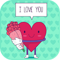 Heart touching Messages icon