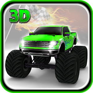4×4 Monster Truck Roof Stunts for PC and MAC