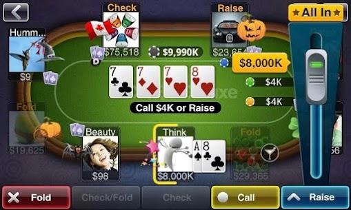 Texas HoldEm Poker Deluxe Pro 9