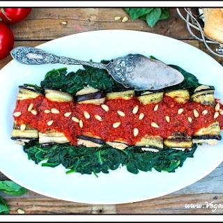 Eggplant Spread Vegan Recipes