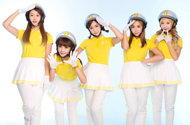 Watch Crayon Pop's K-Pop Hit 'Bar Bar Bar' Get the ABC Sitcom 'Selfie' Dancing