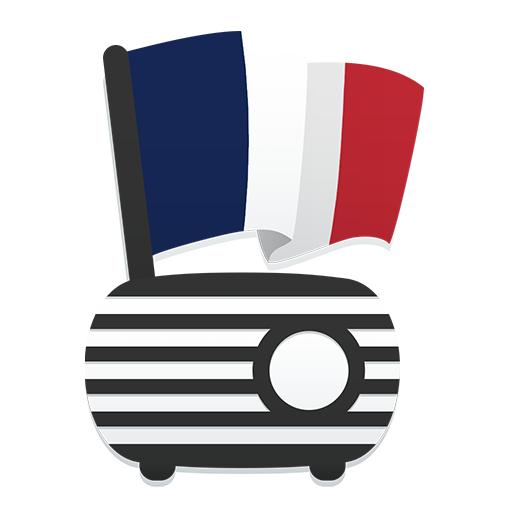 Radios France: FM Radio and Internet Radio Icon