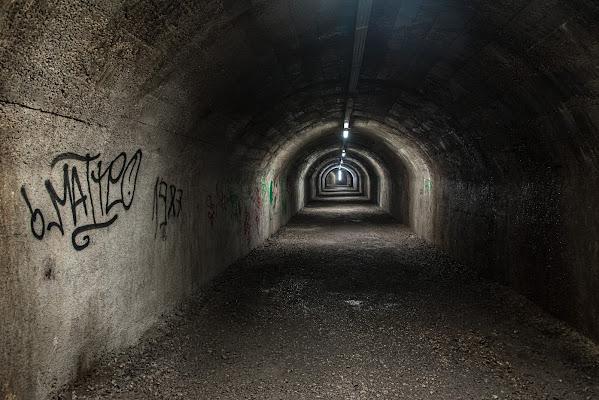 Nel tunnel di Pino Cappellano